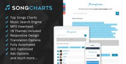 SongCharts - Top Songs Charts and Music Search Engine